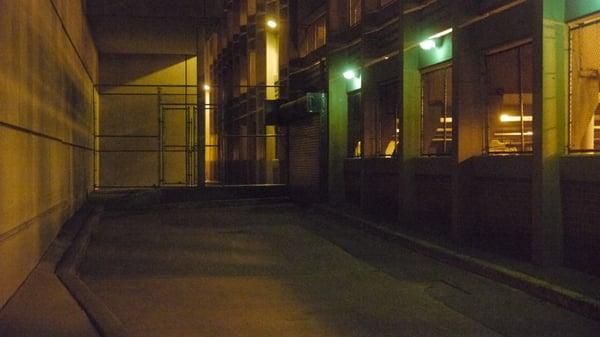 parking garage lighting
