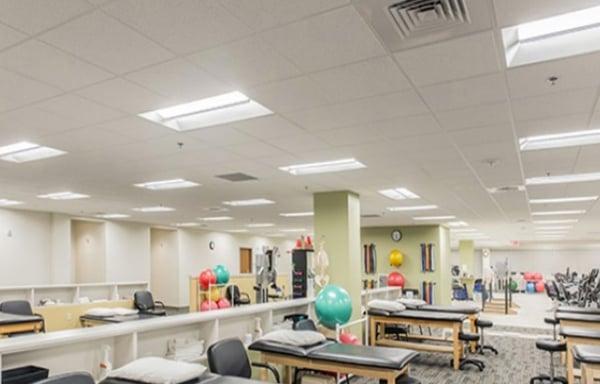 3 Benefits of LED Troffer Lighting