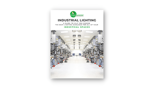 Industrial Lighting Guide: Applications, Standards, UVC, LEDs, & More