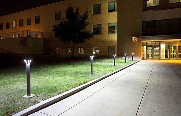 outdoor led bollard lights