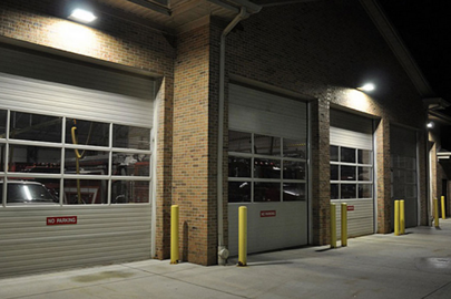 Wall Pack Lighting Exterior Garage