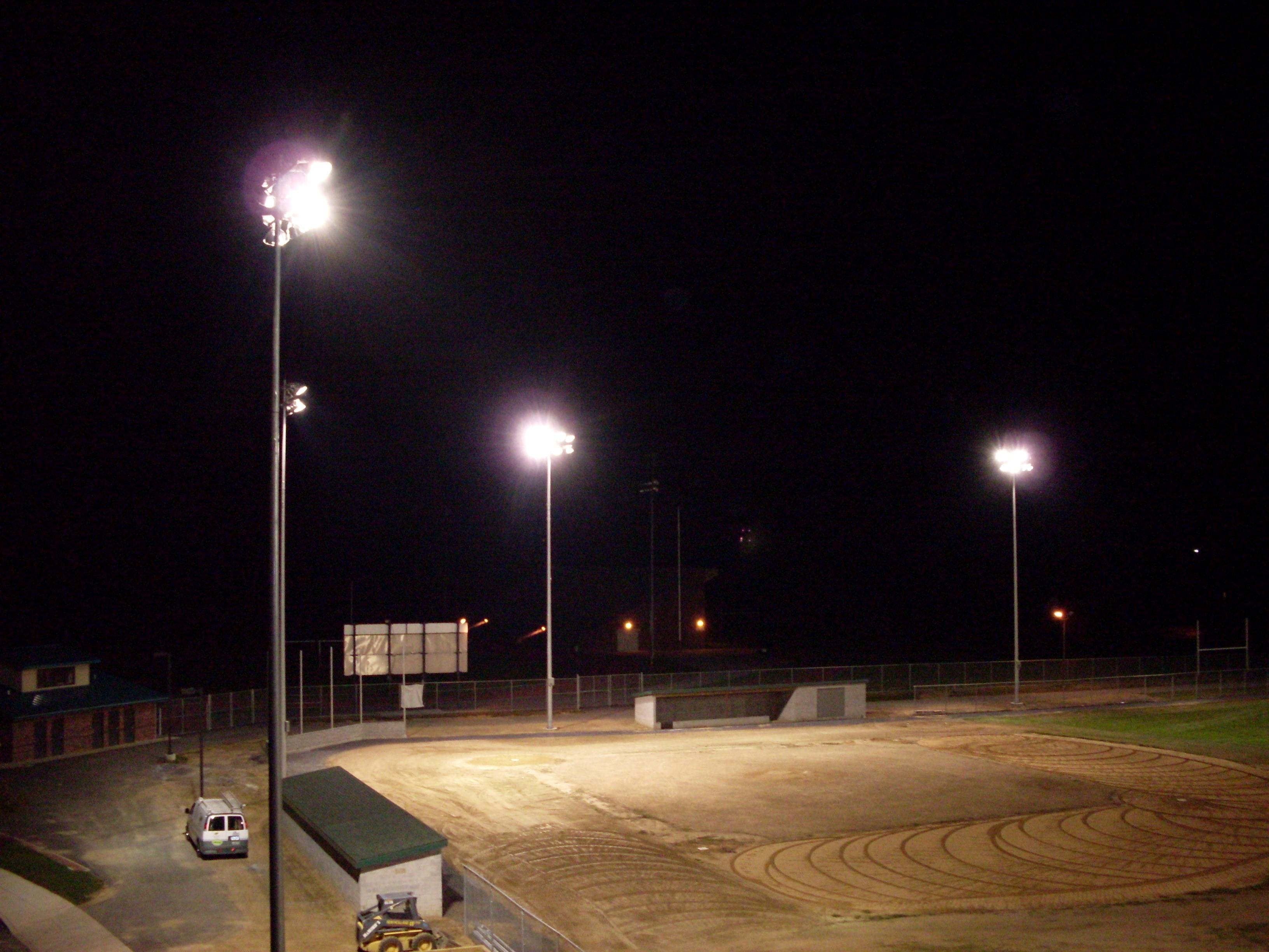 HPS Sports Lighting