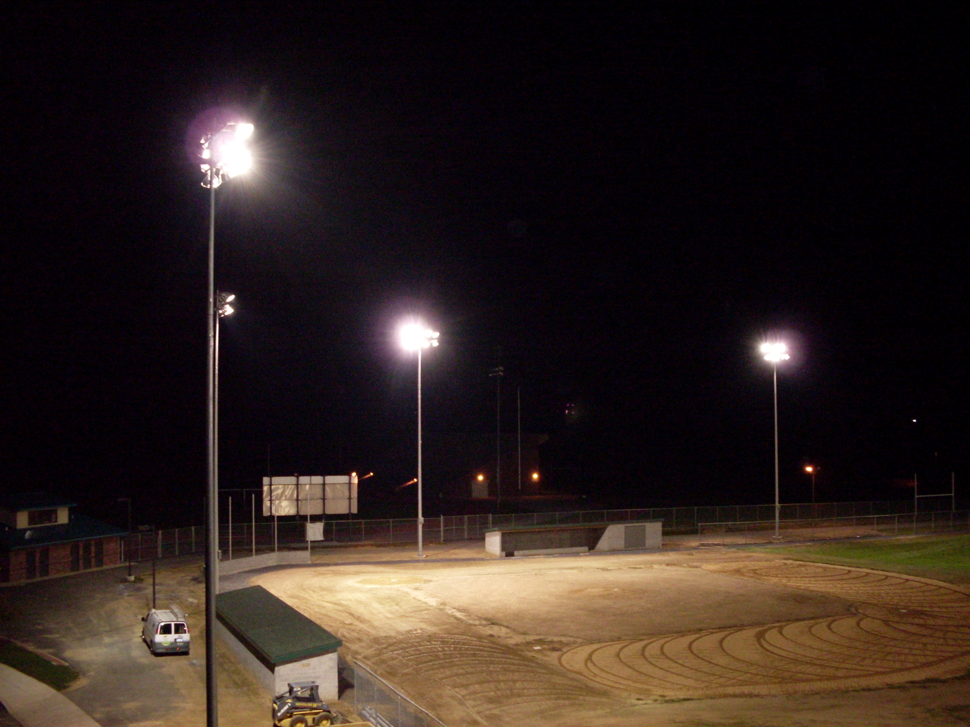 HPS Sports Lighting