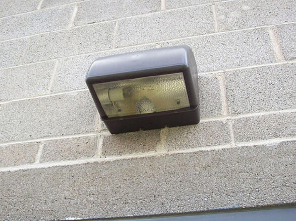 3 common issues with hid wall pack lighting wall pack lights and building lights are terms to describe the outdoor lighting that is commonly mounted on the exterior walls of buildings aloadofball Image collections