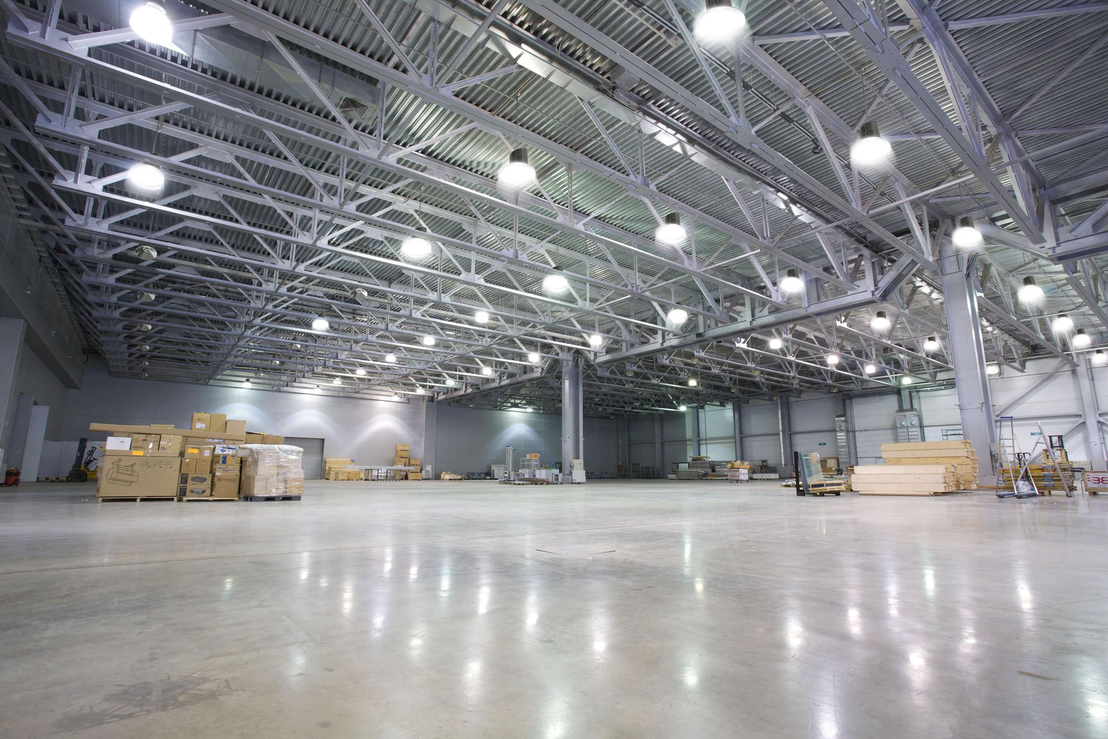Light Fixture Four Bulb Warehouse