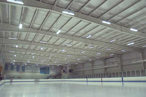 indoor led lighting for facilities