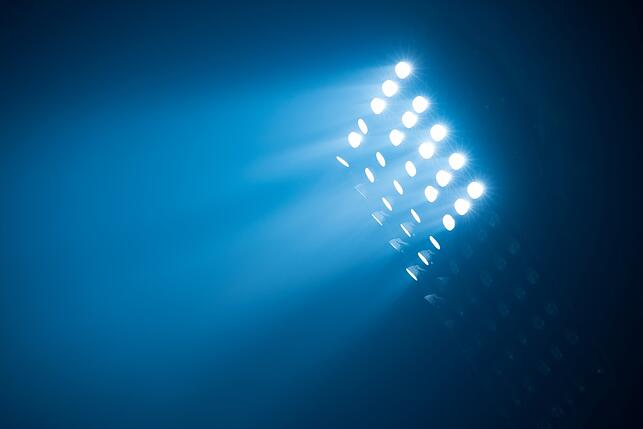 LED Sports Lighting Is Changing The Way We See Games