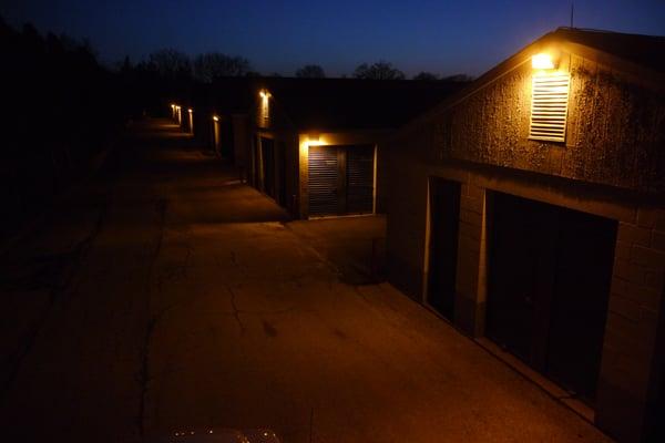 Lighting for Storage Facilities