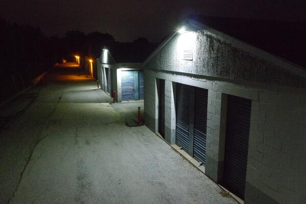 LED Lighting for Storage Facilities
