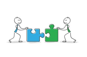 Partner Puzzle Piece