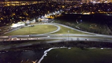 High Mast Lighting on Roadways and Highways