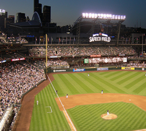 Safeco Field Seattle Mariners LED Lighting Conversion