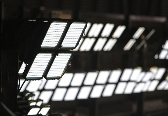 Major League Baseball Stadium LED Retrofit