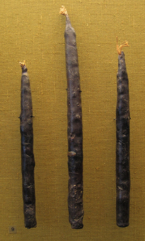 Ancient Beeswax Candles