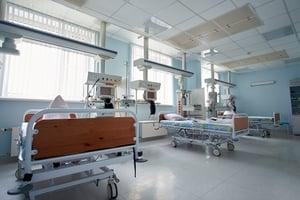 Hospital Stock Image-1