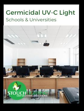 UVC Lighting for Schools & Universities