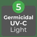 Germicidal UVC Lighting Topic