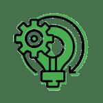 Lighting Retrofit Icon