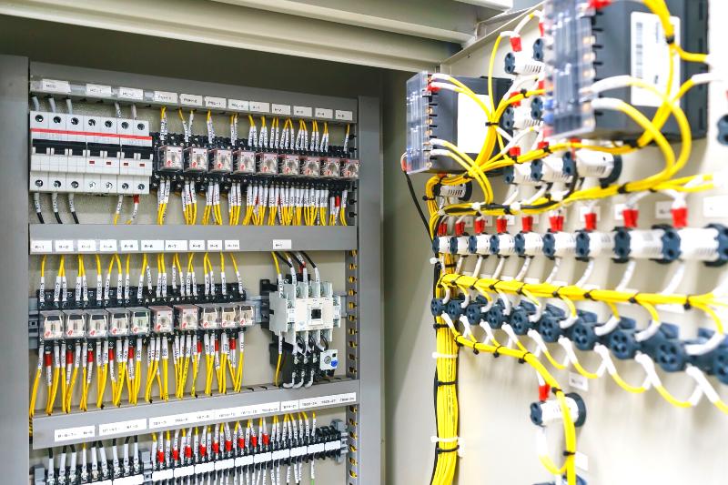 Electrical Closet Lighting Control Centers