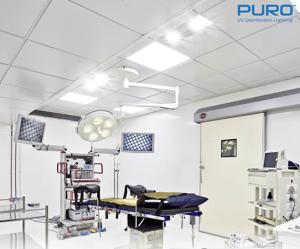 UV-C Lighting in Hospital Operating Room