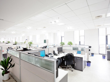 Office UVC Lighting for Disinfecting