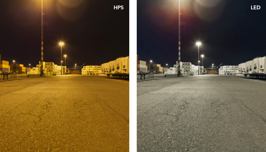 HPS lights vs LED lights