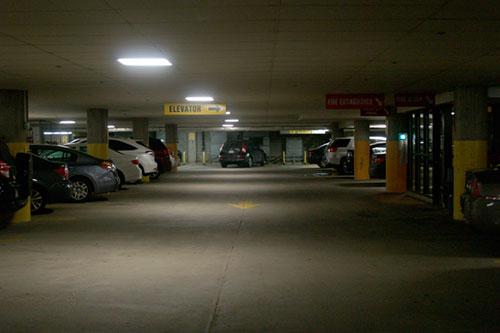 Parking Garage LED Lighting Franklin