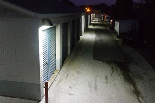Outdoor Storage Lighting