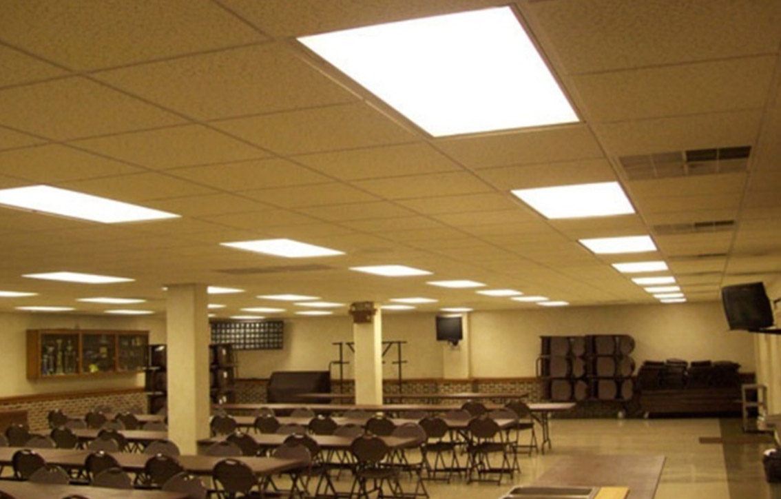 3 Common Issues With Fluorescent Troffer Lighting