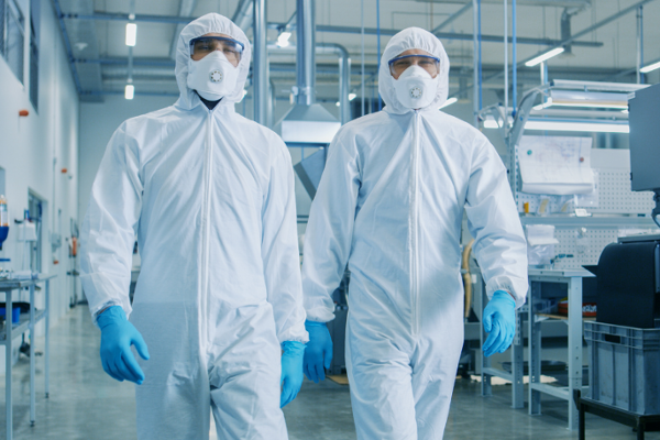 The Basics of Cleanroom Lighting